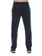 Calvin Klein Interlock Color Block Sweatpants - Navy