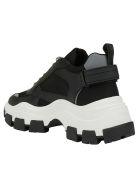 Prada Pegasus Sneakers - Nero/bianco
