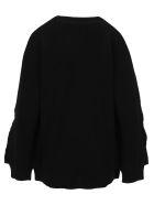 AMBUSH Fin Knit Jumper - Black