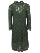 Zadig & Voltaire Rescue Laced Dress - Green