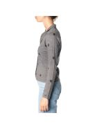 Sun 68 Wool And Cotton Cardigan - MEDIUM GREY