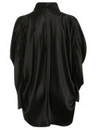 Max Mara Pianoforte Max Mara Crystal Embellished Shirt - Black