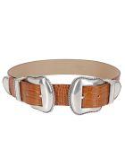 B-Low the Belt Belt - Cuoio