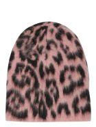 Laneus Hat - Pink & Purple