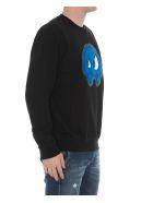 McQ Alexander McQueen Chester Monster Sweatshirt - Black