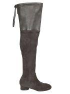 Stuart Weitzman Helena Boots - ASPHALT
