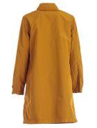 Aspesi Waterproof Raincoat - Tabacco