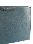 Givenchy Antigona Pouch - Prussian Blue
