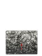 Christian Louboutin Logo Print Card Holder - Basic