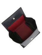 Salvatore Ferragamo Wallet - Nero/grigio/rouge