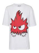 McQ Alexander McQueen Printed T-shirt - White