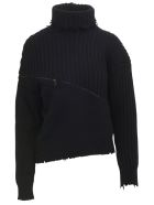 Ben Taverniti Unravel Project Sweater - Black