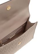 Tory Burch Convertible Shoulder Bag - Light Taupe
