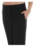 Stella McCartney Elegant Trousers - Black