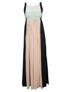 SportMax Pleated Dress - Basic