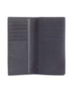Fendi Selleria Continental Wallet - F0gxn Black Palladio