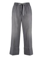 Fabiana Filippi High-waist Culotte-pants - grey