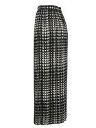 Celine Pleated Long Skirt - Aw