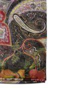 Etro Floral Print Scarf - Multicolor