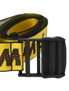 Off-White Off White Classic Industrial Belt - YELLOW BLACK
