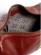 MANU Atelier Cylinder Leather Shoulder Bag - Redbole
