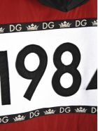 Dolce & Gabbana Dolce&gabbana Dolce & Gabbana Hooded Jacket - MULTI RED