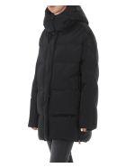 Woolrich Aurora Puffy Coat - Black
