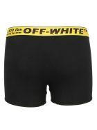 Off-White Boxers - Black yellow