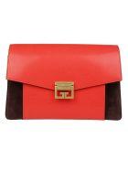 Givenchy Gv3 Medium Bag - Red brown