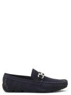 Salvatore Ferragamo 'parigi' Shoes - Blue