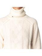 Sun 68 Sun68 Wool Blend Sweater - WHITE