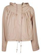 DROMe Drawstring Jacket - Beige