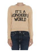 Alberta Ferretti It's A Wonderful World Sweater - Ivory