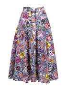 Ultrachic Cotton Skirt - Glamrock