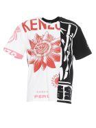 Kenzo Printed Tshirt - White