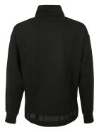C.P. Company Turtleneck Sweatshirt - Black