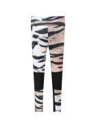 Molo Multicolor ''oympia'' Leggings For Girl - Multicolor
