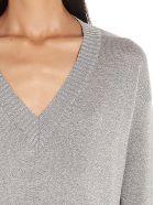 Parosh Sweater - Silver