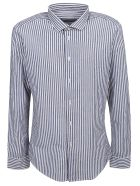Brian Dales Striped Pattern Shirt - Basic