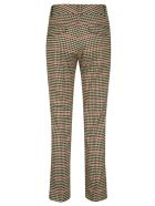 Department 5 Checked Trousers - Red/Black