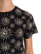 Fausto Puglisi Cotton T-shirt - BLACK