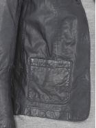 Bully Chanel Leather Jacket - Dark blue