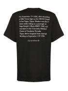 Throw Back 2pac Shootout Print T-shirt - Basic