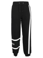 Givenchy Jogging Pants - Black white