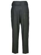 3.1 Phillip Lim High Rise Trousers - Grey