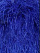 ATTICO Minidress - Blu elettrico