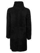 S.W.O.R.D 6.6.44 Shearling Coat - Black