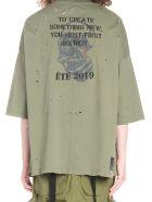 Ben Taverniti Unravel Project T-shirt - Green