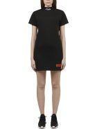 Heron Preston Dresses HERON PRESTON HIGH NECK MINI DRESS