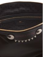 Anya Hindmarch 'lotions And Potions Monster' Bag - Black